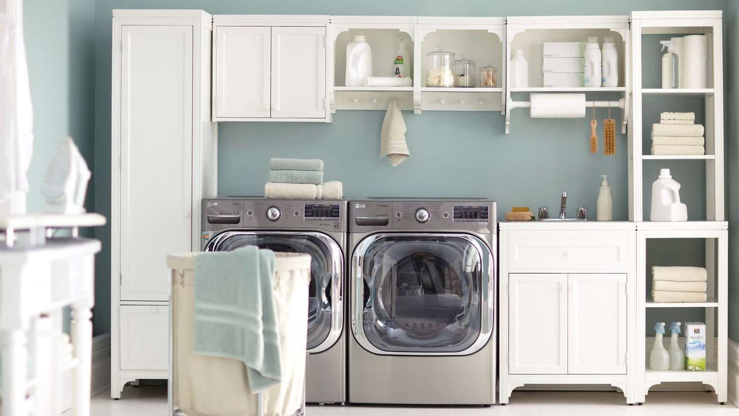 6 Steps to Get Your Laundry Room Under Control