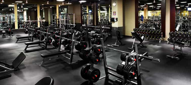 The Best 10 Gyms in Los Angeles, CA