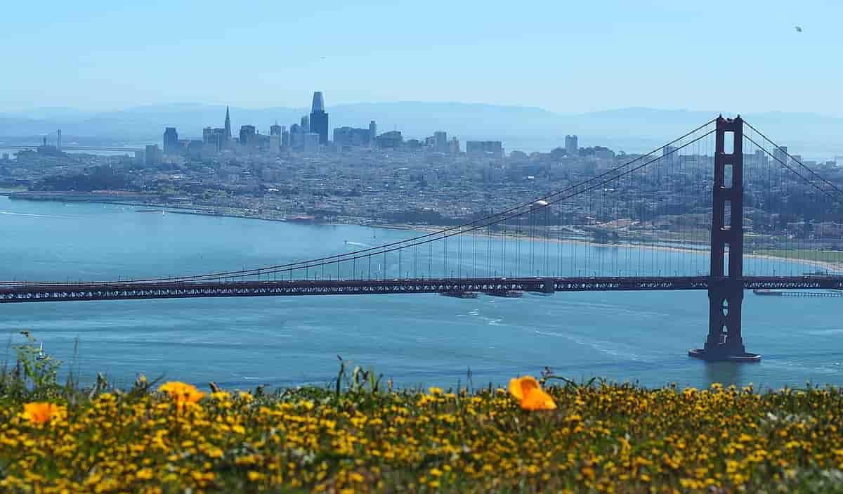 a list of laundrmats in San Francisco - CA