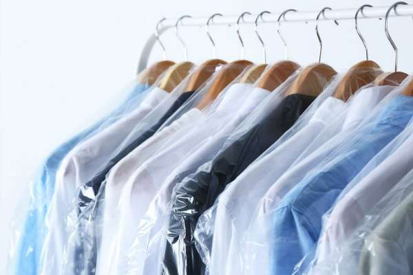 picture of Dry cleaning Laundry Bubble Los Angeles delivery