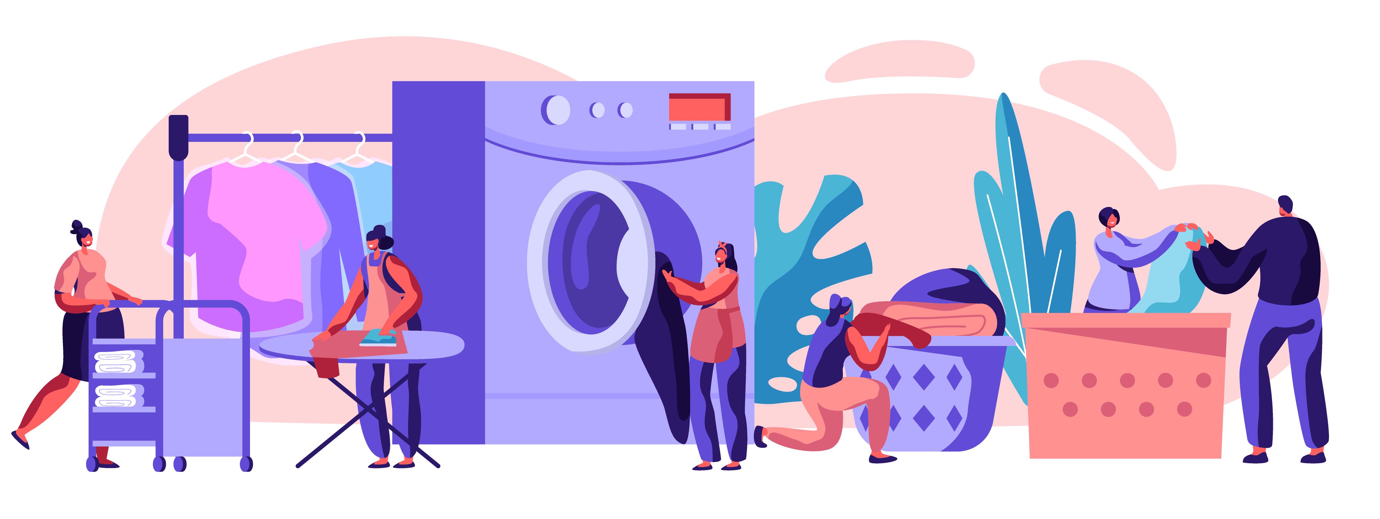 laundry service los angeles